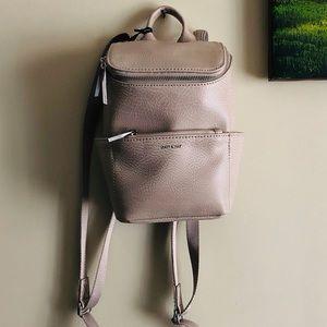 🌿🇨🇦MATT & NAT Vegan Mini Backpack Koala Grey